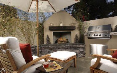 כמה רעיונות לעיצוב הסוכך והחצר האחורית שלכם לקראת הקיץ